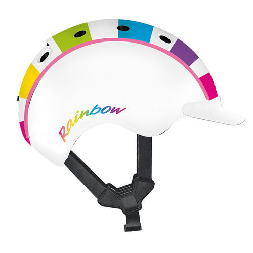 Casco Mini 2 Rainbow