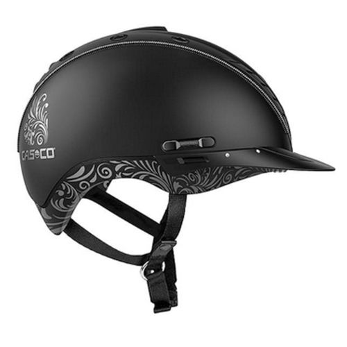 Casco Mistrall-2 Black Floral